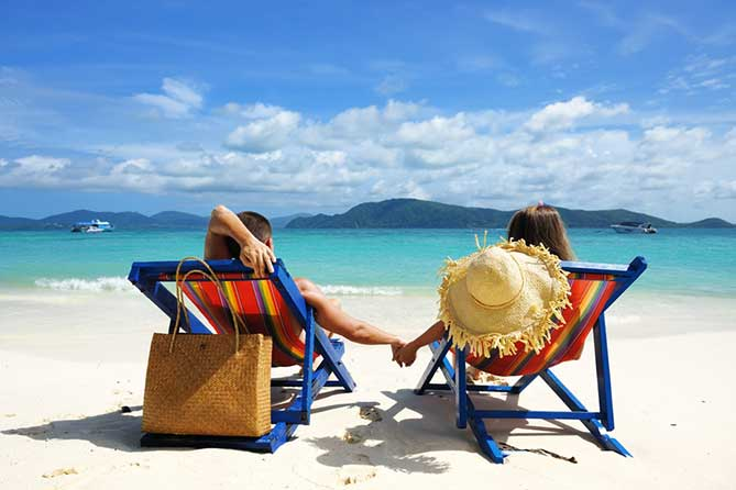 7 Days Thailand Honeymoon Tour Packages