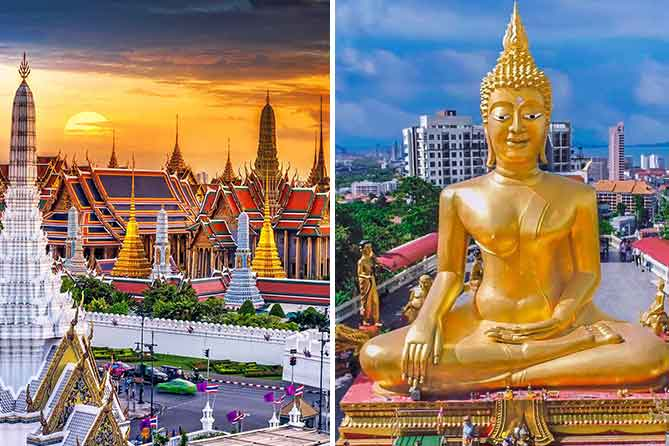 8 Days 7 Nights Bangkok Pattaya & Phuket Tour Packages