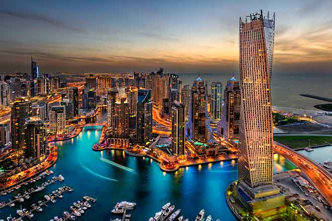 Dubai 4 Days Tour Packages