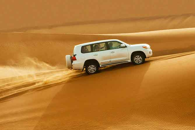 Dubai 6 Days Tour Packages
