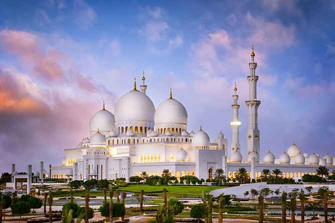 Dubai Abu Dhabi 6 Days Tour Packages
