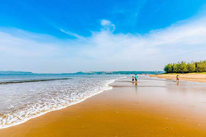 Goa 3 Days Tour Packages
