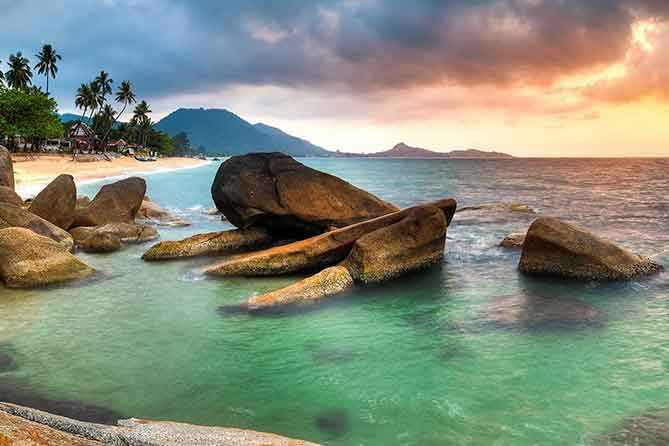 Koh Samui & bangkok Tour Packages