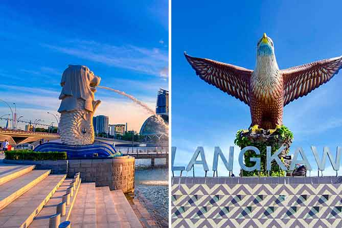 Singapore & Langkawi Tour Packages
