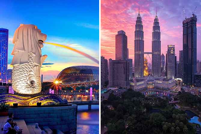 Singapore Malaysia 8 Days Tour Packages - Nitsa Holidays