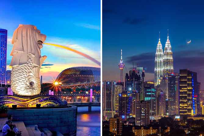 Singapore & Malaysia Tour Packages