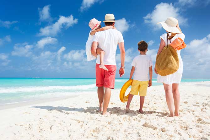 Thailand family holiday tour packages