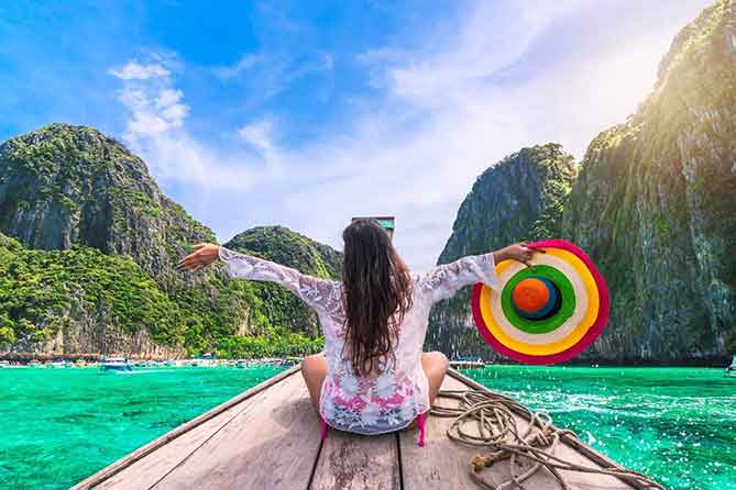 Beautiful Thailand 7 Days Tour Packages
