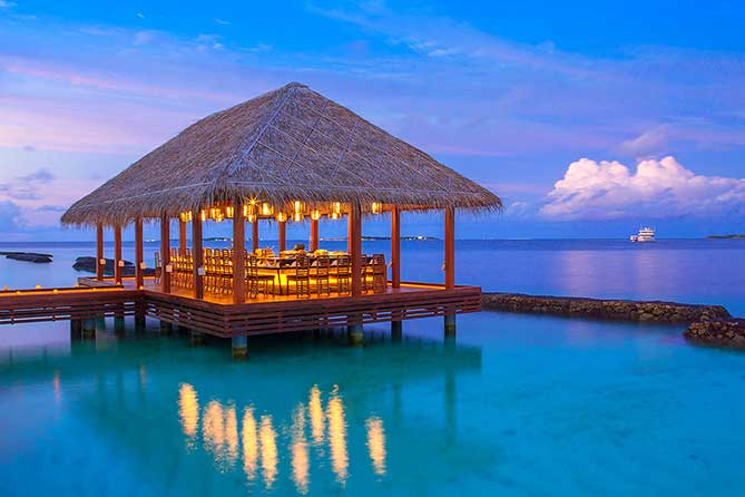Maldives With Kurumba Resort 5 Days