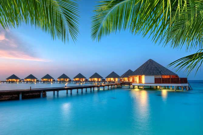 Maldives 3N 4D Holiday Trip