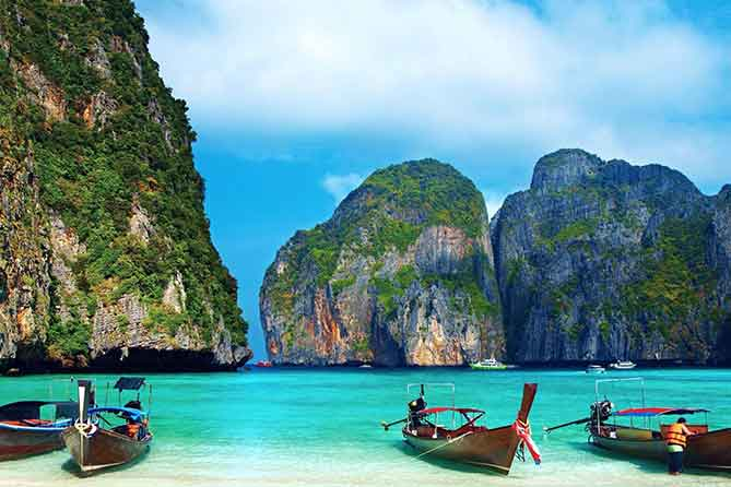 6 Days Phuket Krabi Tour packages
